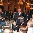 29/30 avril 2006 : la coupe de France et Modeste M'Bami en arrière plan.