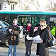 Marché de Clichy - 31 janvier 2009