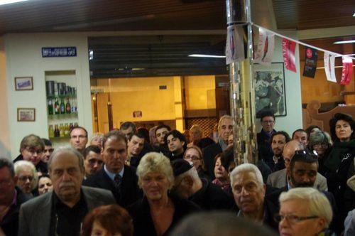 Lancement du Rassemblement des Clichois - 15 novembre 2012