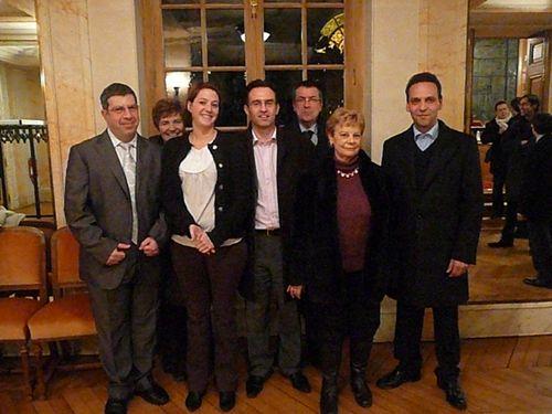 Les militants de Clichy élus au Comité départemental UMP des Hauts-de-Seine