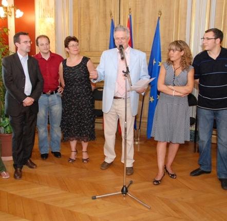 Réception des marocains de Clichy - 29 juillet 2008
