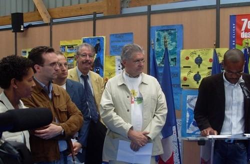 Inauguration du Forum des associations 2008